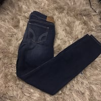 Blue hollister jeans Fairfax, 22030
