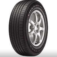 "14"" Inch GOODYEAR Viva 3 All Season Tires  NEW in Stock Today  Size 175/65R14 ...$49 Each La Habra"