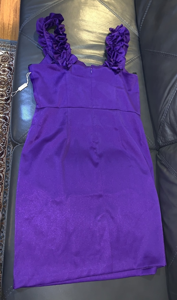 Purple dress size 14. 926dffc5-bad2-4c62-a4c0-11071fe457c8