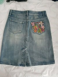 Denim skirt Calgary, T3N 0E4