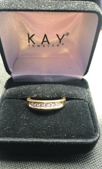 1/2 ct ring. If bought size will be changed to fit  Rialto, 92376