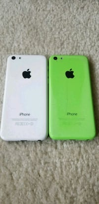Sprint white and green iPhone 5c's Sicklerville, 08081