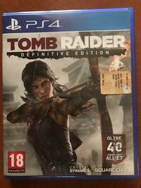 Tomb raider per ps4