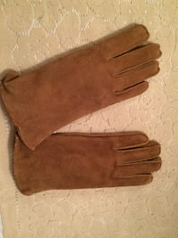 Gloves Winter Lined Leather New  Surrey