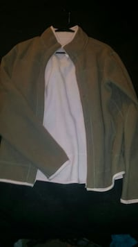 Large reversible jacket
