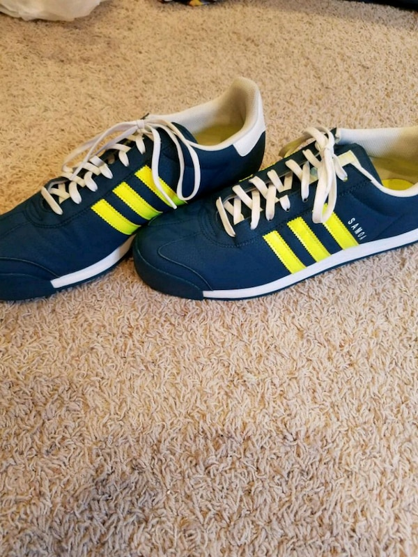 904aa9596cea Used Mens size 14 Samoa Adidas sneakers for sale in Herriman - letgo