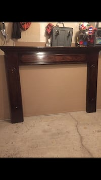 brown wooden single-drawer end table Ottawa, K1G 5E6