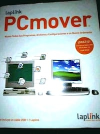 Pcmover, Software.  Alpedrete, 28430