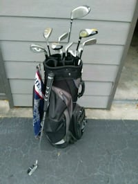 Set of clubs with bag Jacksonville, 32209