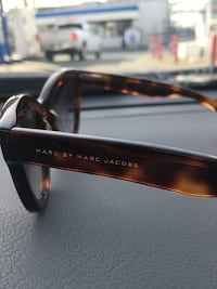 brown framed Marc by Marc Jacobs sunglasses Vancouver, V5N 1P2