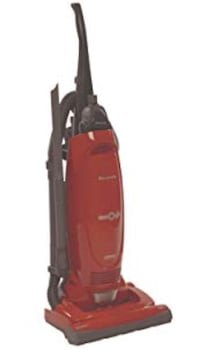 red and black upright vacuum cleaner Kensington, 20895