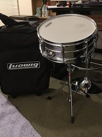 Snare drum Ludwig's 59 km