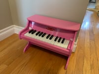 Melissa and Doug Mini Pink Piano Mississauga, L5K 2A2