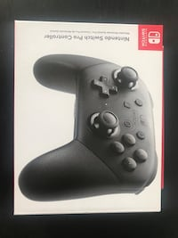 Nintendo switch pro controller  Vaughan, L4H 0Z5