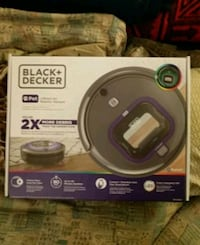 Black n Decker Robotic Vacuum