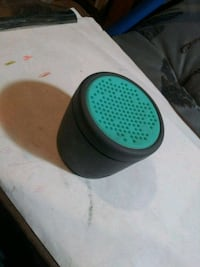 round green and black portable speaker Nampa, 83687