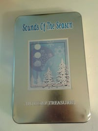 Sounds of The Season Holiday Treasures...BNIB Oshawa, L1J 4Z3