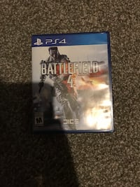 Sony PS4 Battlefield 4 case Airdrie, T4B 3W7