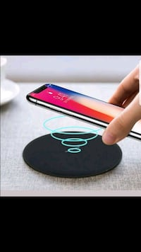 BRAND NEW WIRELESS FAST CHARGER.  537 km
