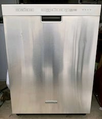 KitchenAid SS dishwasher, 12 month warranty   Richmond Hill, L4C 3G2