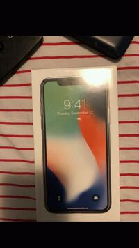 Brand new unopened iphone X UNLOCKED Pembroke Pines