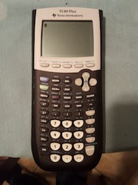 black and white Texas Instruments TI-84 Plus Whittier, 90606