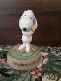 Snoopy and Woodstock Hallmark figurine Whitby, L1P 1A2