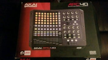 APC40 Ableton performance controller