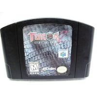 PA Rochester: Nintendo N64 Turok 2 Seeds of Evil Video Game