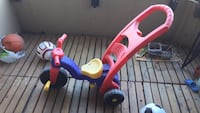 toddler's multicolored plastic toy 559 km