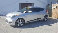 2015 Hyundai Veloster Base 3dr Coupe New Port Richey