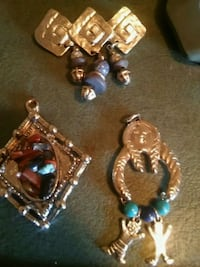 3 Pieces of Native American Looking Jewelry Las Vegas, 89103