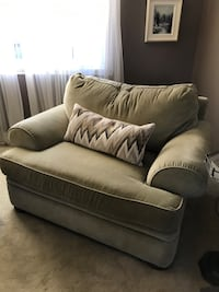 Moving sale Sofa and armchair