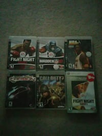 $20 for all PS3/xbox games obo Burnaby, V5J