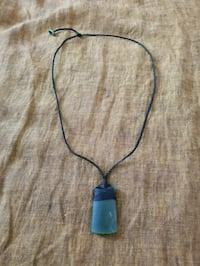 New Zealand Jade stone Necklace