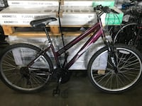 Red Mongoose Sting 21-Speed Front Suspension Mountain Bike Vancouver