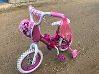 Toddler Minnie Mouse bicycle - Make Offer Delaware, 43015