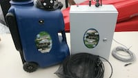Portable Commercial Grade Water Misting System Maryland