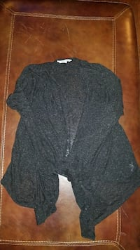 Dark gray cardigan from American Eagle Jefferson, 30549
