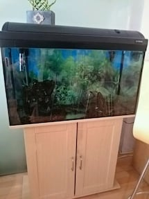 Aquarium with accessories 20 gallon