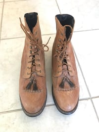 Ariat Women's Boots, size 81/2, leather Henderson, 89052