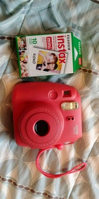 Instax max mini 8 with 10 film