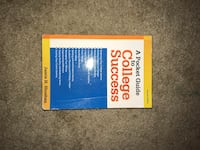 A Pocket Guide to College Success, 2nd Edition, by Jamie H. Shushan. Westland, 48185