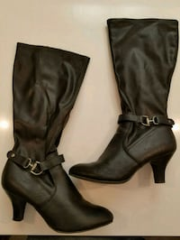 Large calf boots Montreal, H4G 2C5