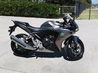2015 Honda CBR500R w/abs only 4,730miles  Brentwood, 94513