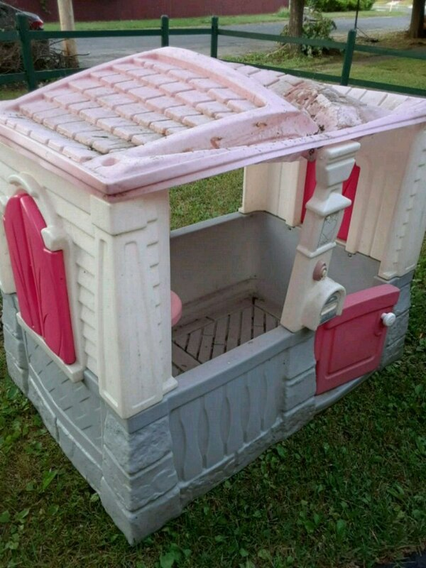 Step 2 Pink house