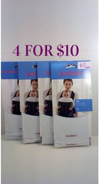 BABY BJORN 2 Pack BIB (TAKE ALL 4 for $10!!!) GREAT PRICE Brampton, L7A