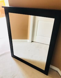 Mirror with wood trim  Vancouver, V5X 2K6