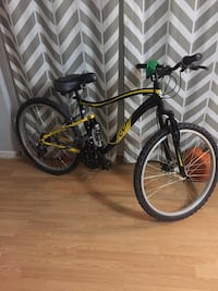 Static ccm mountain bike Kitchener, N2M 1V4