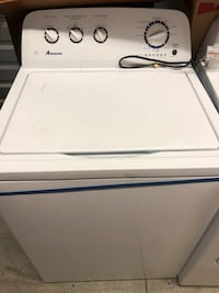 white top-load washing machine Frederick, 21701
